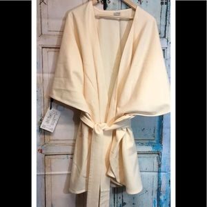 Texas Body Hanging Hylander Cape Coat One Size